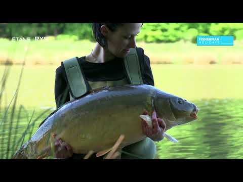 Etang Rys - Carp Fishing in France with FishermanHolidays.com