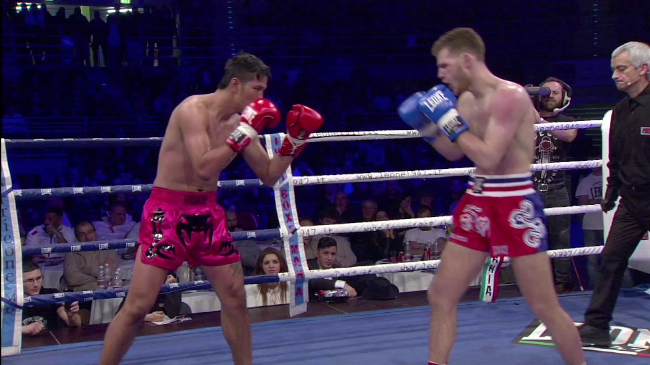 Thaise boxe Mania 2015 matchmaking