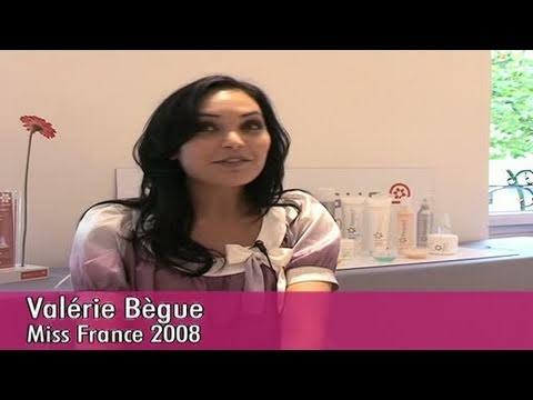 Valérie Bègue : Dans Les Coulisses De La Vie D'une Miss France
