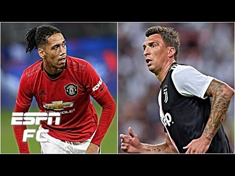 Chris Smalling to join Roma on loan? Mario Mandzukic trading Bayern for PSG? | Transfer Rater