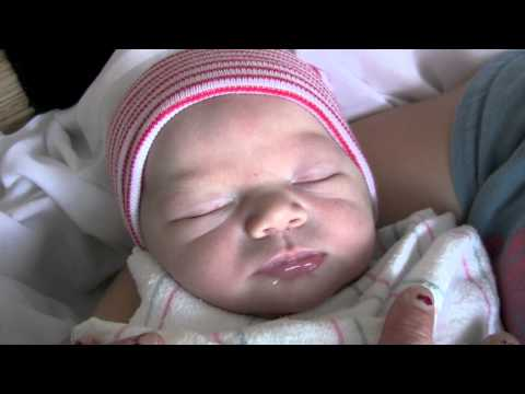 Baby Kate Has Arrived! -  iMovie Trailer
