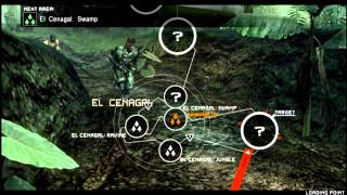 CO-OP Lets Play MGS Peace Walker 1: Ah Cuba...
