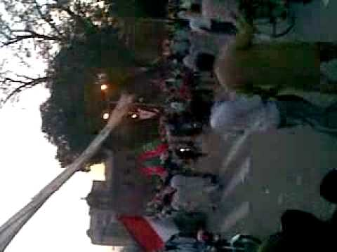 Long March from Lahore GPO to Gujranwala