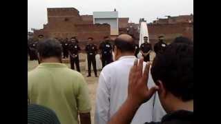 Farewell to a General (Part-I) - Late Maj Gen Syed Mahdi Hasnain