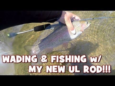TESTING my NEW ULTRA-LIGHT Rod (KastKing CALAMUS) (Give-Away Included) (Bethayres, PA)