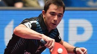 Hugo Calderano vs Kanak Jha | German League 2019/2020