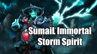 [Highlight] SumaiL Immortal Storm Spirit #ESLOne Frankfurt 2015