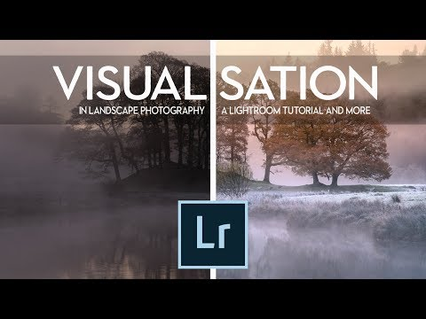 How to create and EDIT BETTER landscape PHOTOS | Lightroom Tutorial
