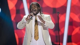 Lionel Cole Sings Unforgettable | The Voice Australia 2014