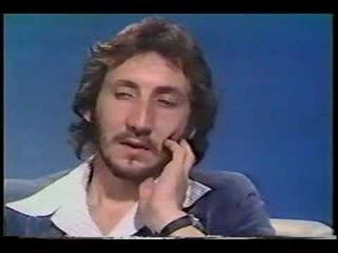 Pete Townshend - 'Interview' 1974 p1