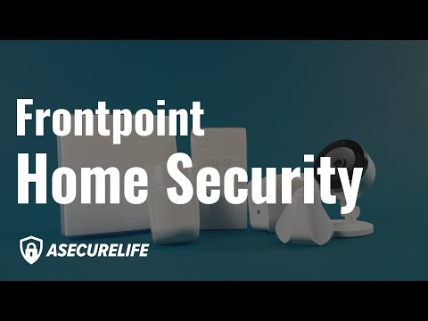 Frontpoint Home Security Review 2019 | ASecureLife