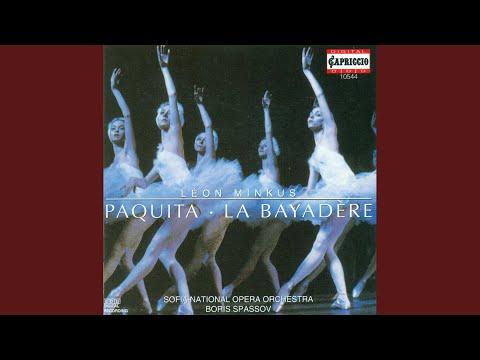La Bayadere: Variation 5: Allegro