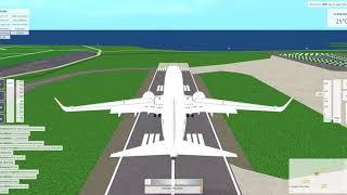 Roblox Velocity Flight Simulator TXKF - TNCM B738 (Worst Pilot Skill)