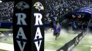 Madden NFL 12 - NEW Ravens Entrance featuring Ray Lewis!
