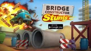 Bridge Constructor Stunts Trailer GooglePlay