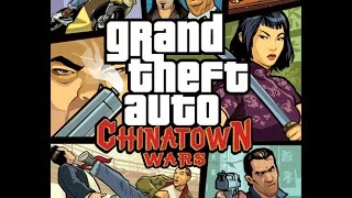 Grand Theft Auto Chinatown wars pc gameplay