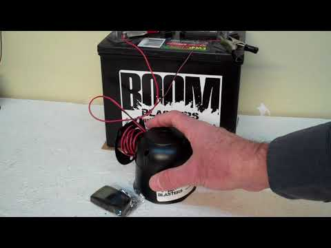 Bear Roaring Sounds Car Horn Wireless
