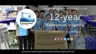 Professional Modern LED Mirror Light Manufacturer, Factory- Liteharbor Lighting