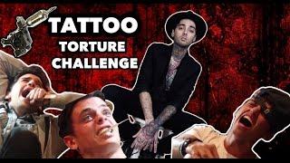 Tattoo Torture Challenge