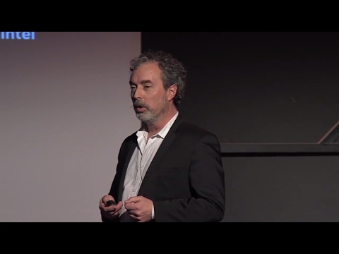 The miracle of nanotechnology has brought us into the information age | Ian O'Connor | TEDxEMLYON