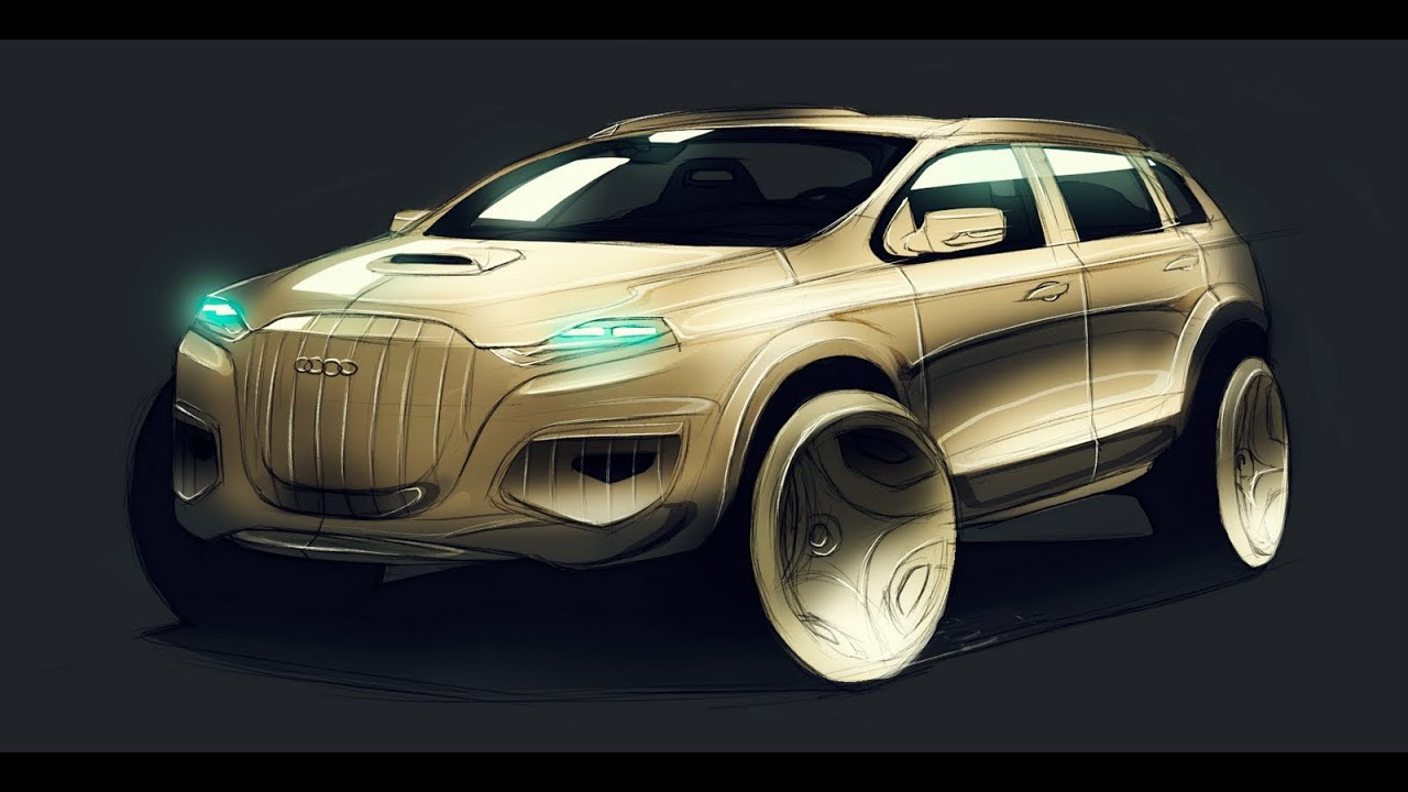 Audi Q9 Bigger Suv With 4x4 Coming Soon Youtube