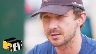Shia LaBeouf On His Acting Career & Place Within Hollywood | Personal Space | MTV News