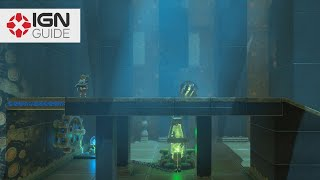 Zelda: Breath of the Wild Shrine Walkthrough - Hawa Koth Shrine