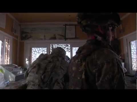 FOB Guard Tower Duty, Dusk Til Dawn
