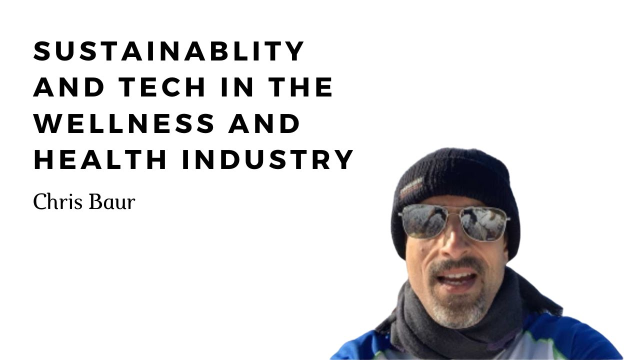 Insights @ August One: Sustainablity and tech in the Wellness and health industry