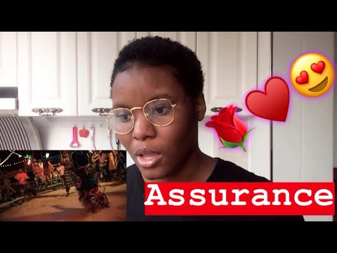 DAVIDO ASSURANCE (Official Video) REACTION
