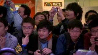 Online gaming grows in China - 31 Dec 09