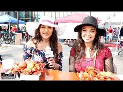 Annual Crawfish Festival In The Heights |