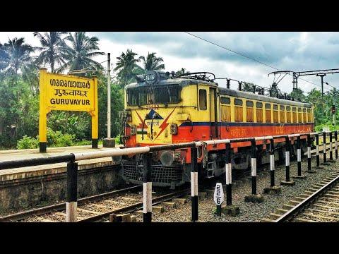 Train To GURUVAYUR - A Journey Through God's Own Country Kerala