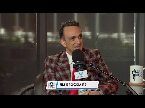 Jim Brockmire on His Career, Feud With Brent Musburger & More I Full Interview - 4/16/18