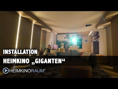Heimkino ''Giganten' – made by HEIMKINORAUM Regensburg