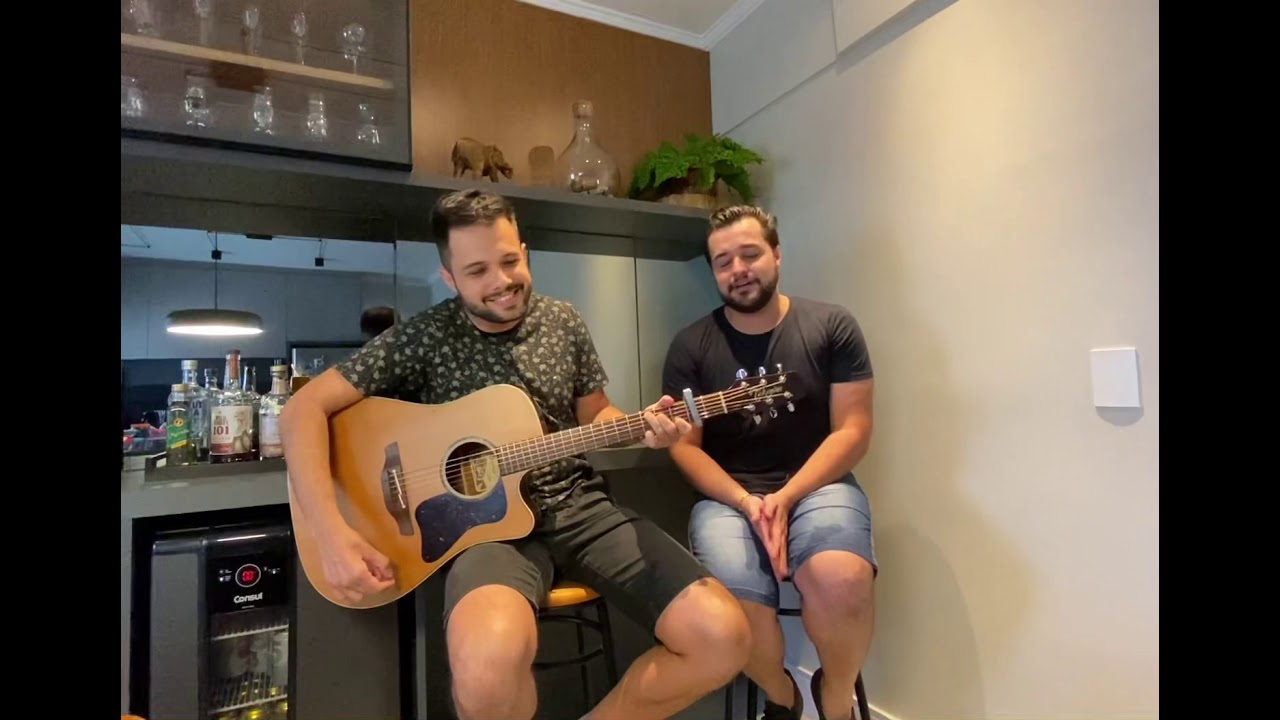 Lucas E Felipe / Escreve Aí (Cover-Luan Santana)