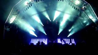In Flames - Disconnected (live at Hellfest 2011)