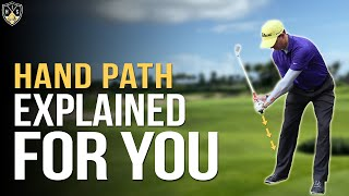 Hand Path In Golf Downswing ➜ Shallow Like A Pro