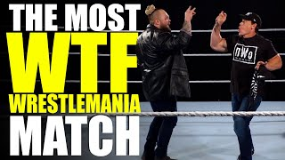 WWE HAD THE MOST W.T.F MATCH EVER AT WWE WRESTLEMANIA 36! HUGE TITLE CHANGE!