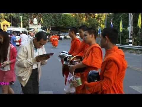 Thaïlande : Wat Phra That Doi Suthep