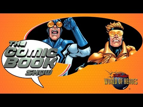 The Comic Book Show: Booster Gold & Blue Beetle Film News, Catwoman Arkham Knight DLC & More!