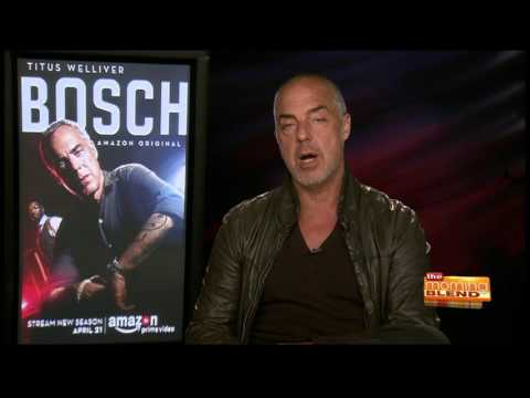 Titus Welliver talks Season 3 of Bosch