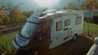 Unterwegs mit Wohnmobil | Vinschgau im Herbst | Camping Mals 2017