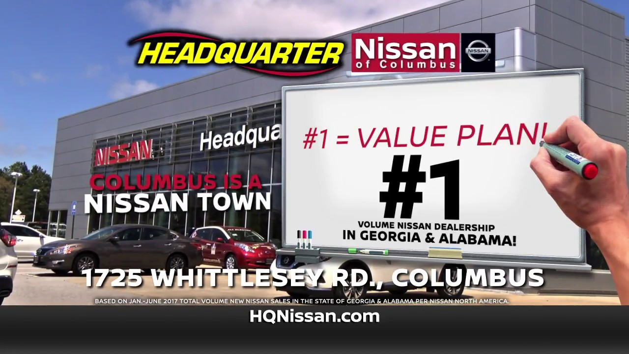 Nissan Dealerships In Alabama >> Come See Why Headquarter Nissan Is Number One