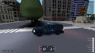 MSP Patrol | New County Roblox| 1