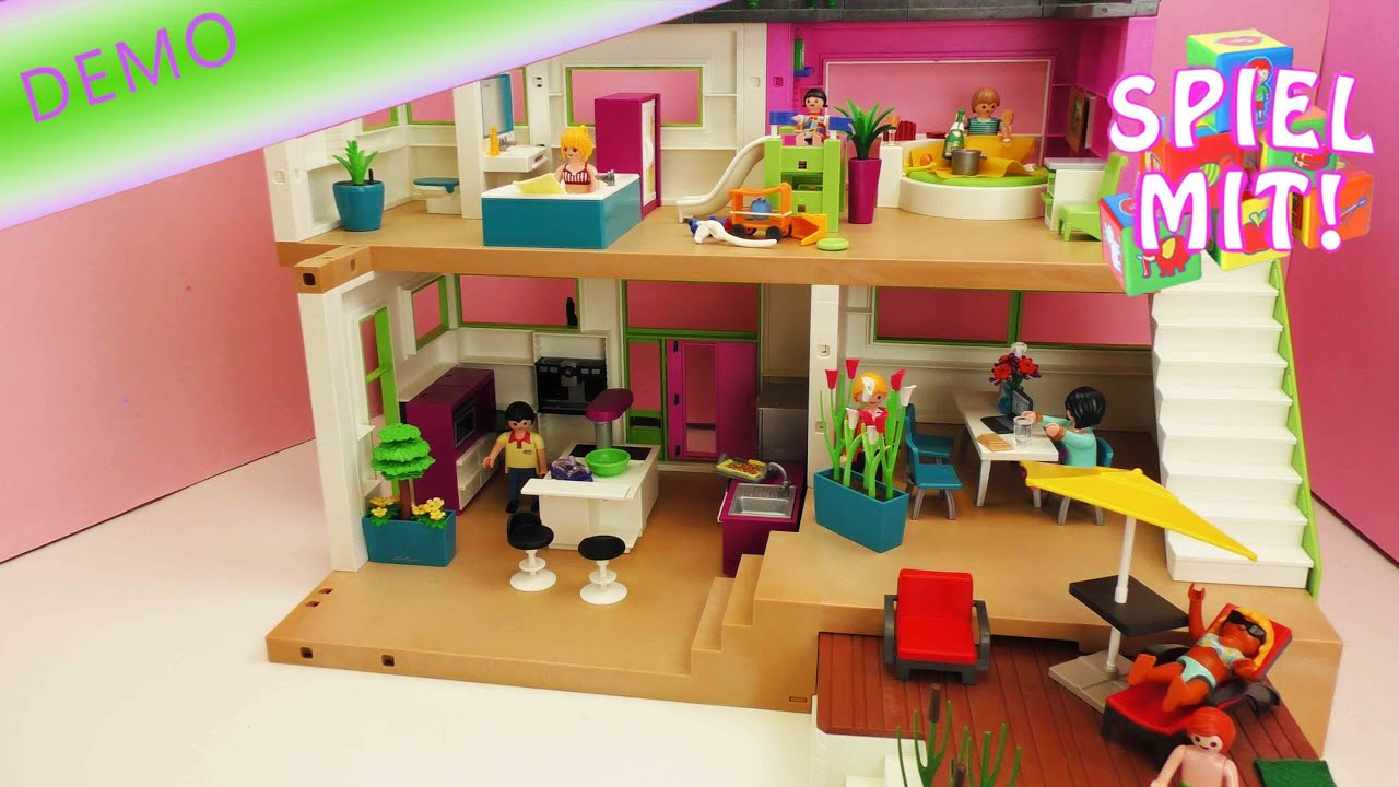 Maison Playmobile Villa