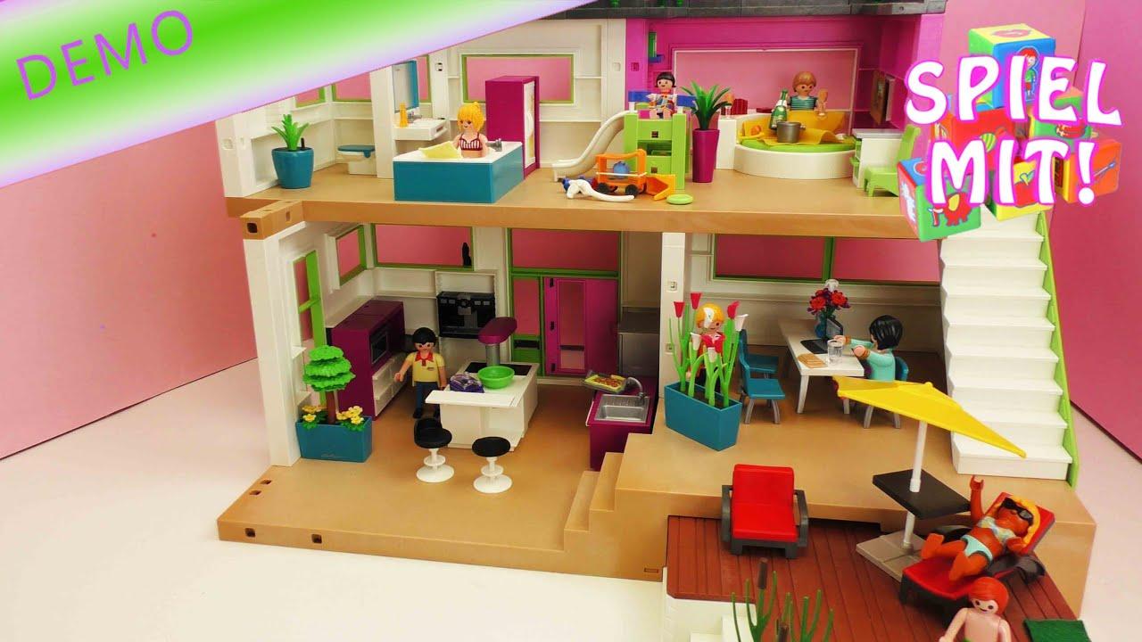 Playmobil Kche Villa