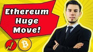 Ethereum Huge Move - Price Prediction