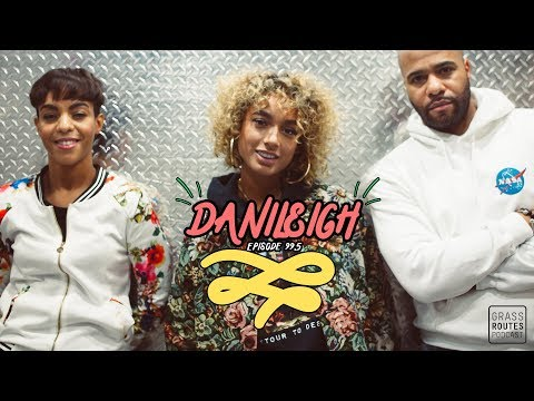 DaniLeigh Talks Lil Bebe Dance Challenge, Working with Prince | Grass Routes Podcast #99.5