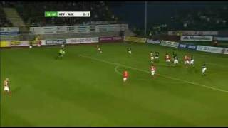 Omgång 2: Kalmar FF - AIK 13/4 2009 (0-1) Highlights